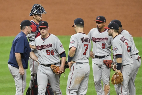 The Twins don't need to sign a top reliever this off-season
