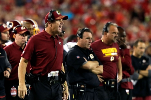 After the Whistle: Even On the Bye, Good Week for Redskins