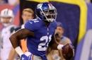 Giants' Injury Report: Landon Collins, Sterling Shepard Not Practicing