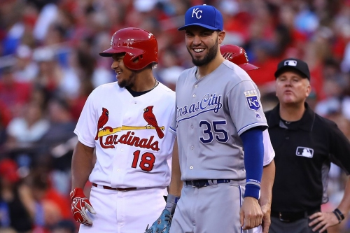 Does Eric Hosmer to the Cardinals make sense? - A Hunt and Peck