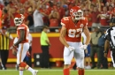 Chiefs start off Steelers week without Justin Houston, Travis Kelce