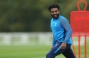 Danny Rose back in Tottenham training after eight months out with knee injury