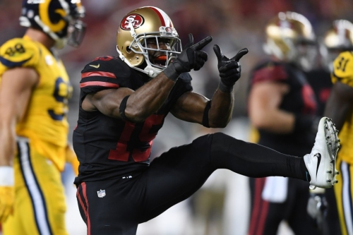 When Pierre Garcon returns to Washington, he'll find nothing but respect from Redskins