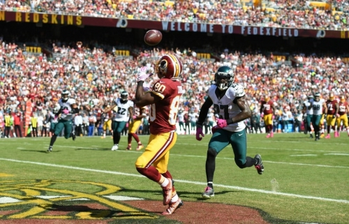 Wednesday's takeaways: Redskins want to get Jamison Crowder more targets