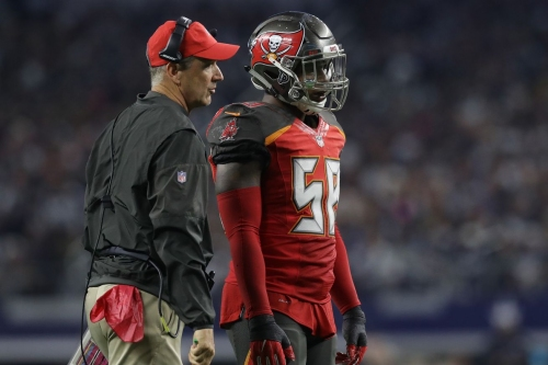Kwon Alexander, Lavonte David return to practice