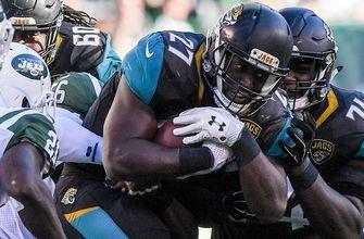 Rookie Leonard Fournette setting the tone for Jacksonville Jaguars