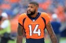 Cody Latimer and Paxton Lynch did not practice Wednesday