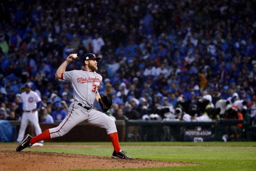 Stephen Strasburg, Nationals beat Cubs, force NLDS to Game 5