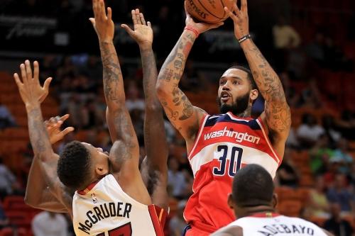 Wizards vs. Heat final score: Washington loses a preseason thriller to Miami 117-115