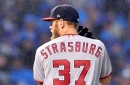NLDS 2017: Stephen Strasburg tunes drama out, leads Washington Nationals to Game 5 with the Chicago Cubs...