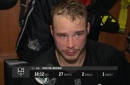 Dustin Brown on the OT loss and his goals