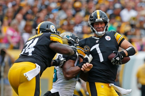Podcast: Why Ben Roethlisberger and the red-zone offense will be key in Week 6
