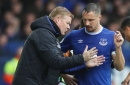 Phil Jagielka, Ashley Williams and a big decision for Everton boss Ronald Koeman