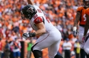 Falcons had one of the league's best offensive lines even without Ryan Schraeder