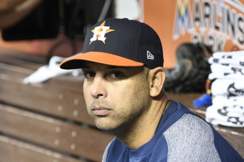 The Detroit Tigers like Alex Cora but they aren't alone