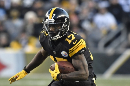 Steelers snap-counts show if Eli Rogers returns the team would have four legitimate wide receivers