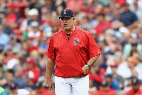 The Red Sox, in firing John Farrell, sent a message