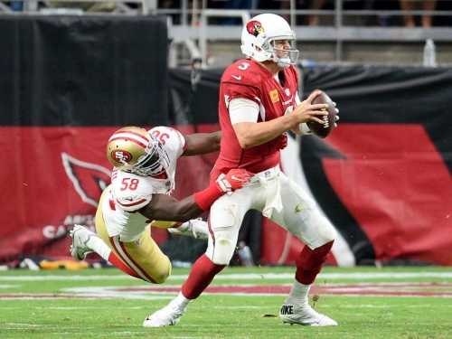 49ers scouting report: Garcon is offensive weapon to watch; Dumervil's pressure on defense