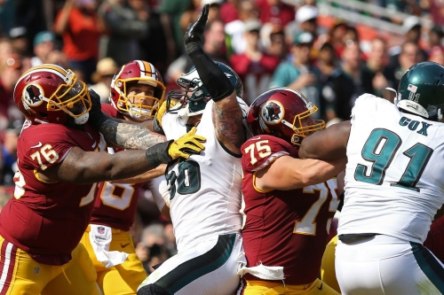 Will Redskins Challenge Eagles for Title of Best in the East?