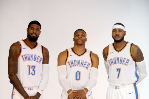 2017-2018 Northwest and Southwest Division Previews