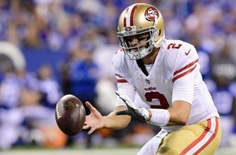 49ers still in search of first win versus Redskins