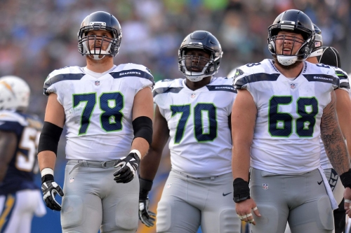 Every week, the Seahawks turn an opposing defensive lineman into a superstar