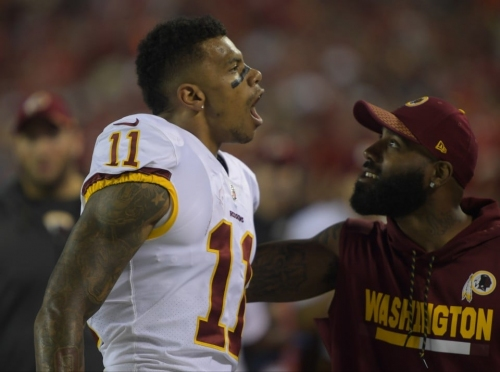 NFL analysts say improved Redskins are 'lurking in weeds'