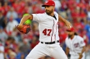 NLDS 2017: Washington Nationals announce Game 5 starter - Gio Gonzalez vs the Chicago Cubs in D.C. tonight...