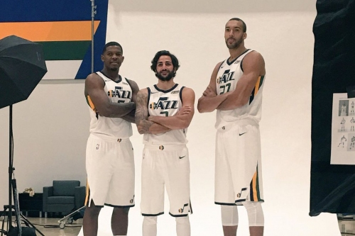 This Utah Jazz team will play with fire