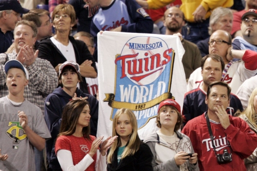 It's been 30 years since the Twins 1987 Metrodome homecoming