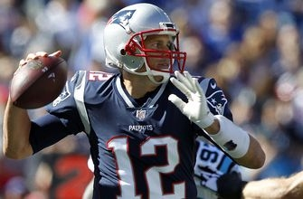 One for the aged: Patriots' Brady (40) vs. Jets' McCown (38)