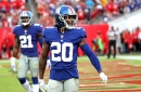 Another Giants cornerback is explaining himself to McAdoo