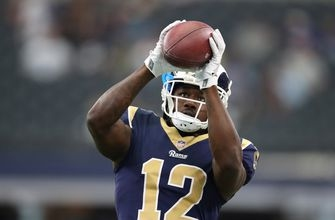Sammy Watkins 'frustrated' with role in Rams offense, as you'd expect a No. 1 receiver would be