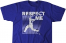 The 'Respect Rizzo' T-Shirt, for Cubs fans and opposing managers alike