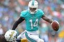 Dolphins WR Jarvis Landry criticizes fans calling for benching of Jay Cutler