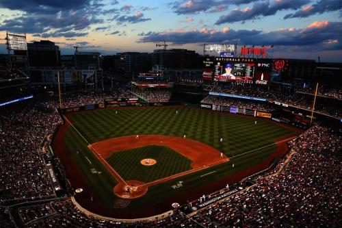 Playoffs Game Thread: Cubs at Nationals
