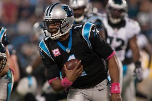 Thursday Night Football: Philadelphia Eagles vs Carolina Panthers