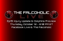 The Falcoholic Live: Ep19 - Injury Update & Dolphins Preview