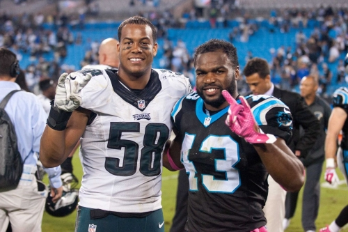 Thursday Night Football live thread: Eagles @ Panthers