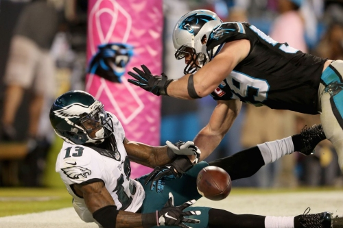 Eagles vs. Panthers Week 6 Thursday Night Football open thread