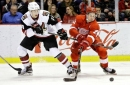 Detroit Red Wings at Arizona Coyotes live chat