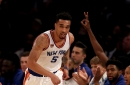 Knicks practice notes- 10/12/17: Tim Hardaway Jr. and Courtney Lee could start together