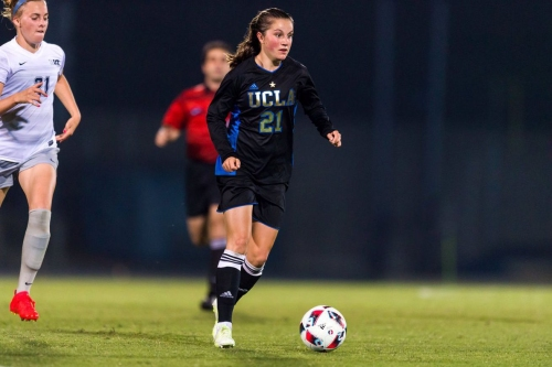 No. 2 UCLA Women's Soccer Attempts to Rebound Against Utah after Draw
