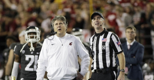 Mike Leach wants more teams in the College Football Playoff, but that would hurt sport