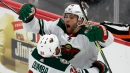 Wild earn a gutty 5-2 win over Blackhawks, lose two more forwards
