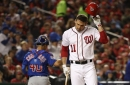 Washington Nationals' 2017 campaign ends with 9-8 loss to Chicago Cubs in Game 5 of the NLDS...