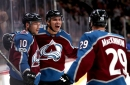 Morning Flurries: Being a member of the Colorado Avalanche is letting Yak is having fun again