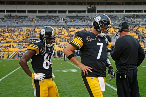The Steelers have nobody to blame but themselves for the negative feedback this week