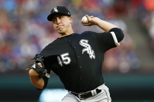 2017 White Sox pitching leaders in historical context
