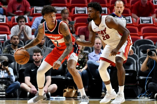 Would Ellington and Winslow work in the starting lineup with McGruder out?
